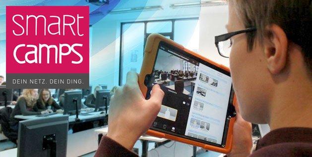 BG3000 Smartcamp iPad